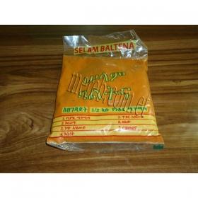 Red chili powder mixed with spices (Yegurage Mitmita)